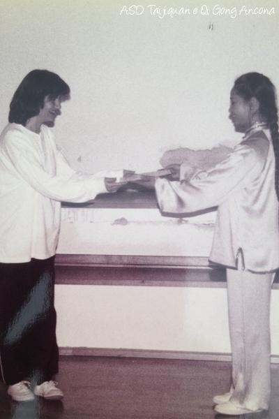 Lucia Luciani - Taijiquan e Qi Gong Ancona